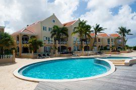Port Bonaire B101 at Kaya International, Kralendijk, Caribisch Nederland for