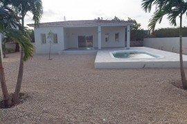 Villa Brans en Punt Vierkant, Kralendijk, Caribisch Nederland para