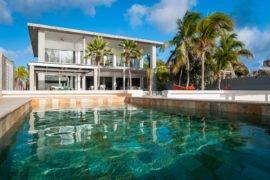 Villa Nova zu Punt Vierkant, Kralendijk, Caribisch Nederland für